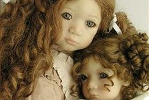 Doll Heaven•ness / Dolls that I love  Raggedy Ann & Andy are my favorites...