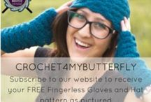 Free Patterns from Crochet4mybutterfly