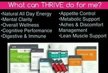 www.ThrivingWithDee.com :) / Don't just SURVIVE....THRIVE!!!!! Check out my board & www.ThrivingWithDee.com •Weight Management •Cognitive Performance •Digestion, immune, joint, &