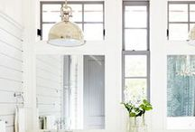 Dreamy Homes / High ceilings, walk-in closets and exposed beams - the things dream homes are made of.