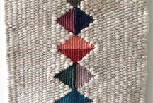 Wall Weavings and Macrame