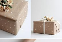 {{Gifting}} / ideas to show people how special they are