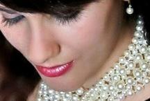 Pearl Jewelry / Pearl Jewelry #pearls #pearl jewelry #pearl necklace #Akoya pearls #Tahitian pearls