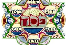 Seder (Passover) / by Allison L. Ashby
