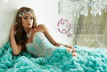 Quinceanera Collection Dresses / A dress for every dream. Find an authorized retailer: http://www.quinceaneracollection.com / by House of Wu