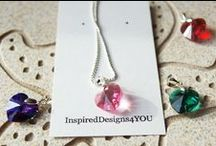 My Jewellery Shop / I am an artisan, designer creator who is inspired by nature to create hypo-allergenic, nickel free jewellery 4 YOU.  The medium I use is varied from silver, gemstone, natural products. I offer free quotes, custom design, repair and old fashioned service. Where customer service excelled with quality and assurance.