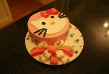 allycake's cakes