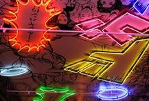 Neon / by Vicky Palacios