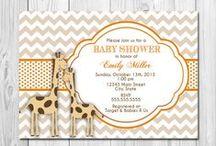 baby showers / by Heidi Seiffert