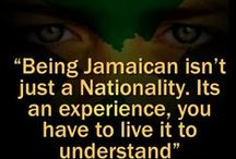 Jamaica, Land I Love.. / A true representation of the country where I was born and raised for 9 years.  I bleed black, green and gold!!!!! / by Alicia Knight Young