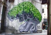 Art (Street Art) / by Josie S.