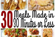 Main Dishes Dinner Ideas / Dinner ideas for the family. Easy dinner recipes, fun dinner recipes and main dishes. Casseroles, one pot dinners, one pan dinners, slow cooker meals, and much more.