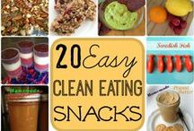 Food - Healthy Recipes / The Best Clean Eating recipes to try and to make. Including Clean Eating Snacks, Clean Eating meals and Clean Eating desserts. Your one stop resource for Clean Eating recipe ideas. Set yourself up for success.