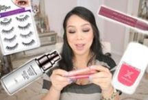 February 2014 Beauty Favorites / February Beauty Favorites https://www.youtube.com/watch?v=SO6QIo4OMdM / by Judy