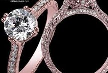 """Just Say """"YES""""! / Just Say """"YES"""" to a Gottlieb & Sons engagement ring."""