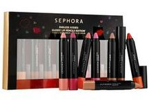 Holiday Gift Guide-Lip Sets / The perfect gift for that makeup obsessed, lipstick lover on your list! / by Judy