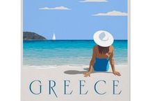 It's ALL Greek to Me / All things Greece. / by Janine U