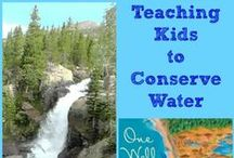 For the kids / How your children can help conserve water! Plus fun and interactive games to educate.