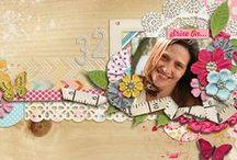 Scrapbooking Inspiration / by Jaclyn Fairchild