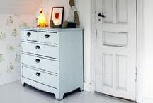 Furniture / Inspiring furniture makeovers.  / by The Speckled Dog