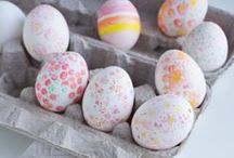 Easter and Spring / Cute ideas for Easter and Spring decor.  / by The Speckled Dog