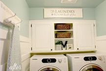 Laundry Rooms / by The Speckled Dog