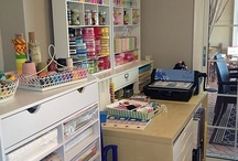 Craft Room / by Carla Clements