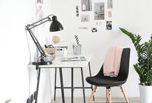 Home Office Inspirations / by Make it Blissful