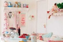 Shabby / Love for all things shabby.