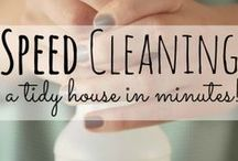 Cleaning and Organizing  / Cleaning and organizing tips and tricks.