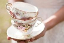 Tea Cups / by Little Cottage Shoppe