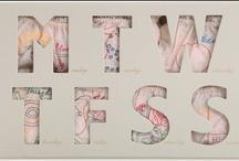 Underwhere? / A lingerie portfolio / by Joy Lin