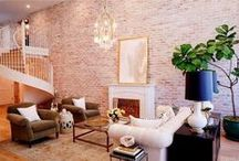 house & home: living rooms