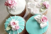 Cupcakes / Gorgeous cupcakes.