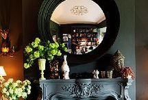 Mirrors and Mantels / by Lilly Gonzalez