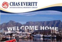 Chas Everitt International Property Group / One of the most recognised estate agency's in South Africa. Founded in 1980 the company has blossomed since Franchising in 2003 and has operations across the country. http://www.chaseveritt.co.za