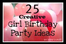 Party Ideas For Macie / Birthday Party Ideas For Macie. / by Jennifer Colgan