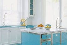 Kitchen Spaces / by Laura Wallace