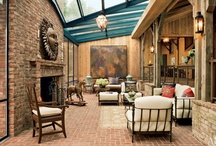 Porches, Patios n Decks / Got to have relaxing space outside too! / by Laura Wallace