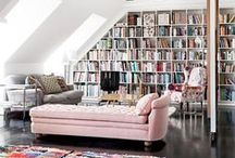 house & home: offices, libraries & nooks