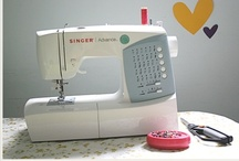 Sewing / by Carla Clements
