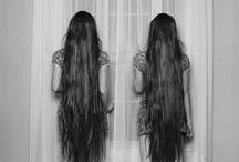 HAIR - Length ' texture ' colour