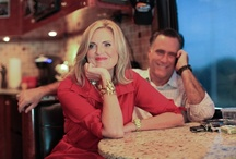 Ann & Mitt Romney / I love them individually and as a couple. What a beautiful family they have...would love to see them in the White House! / by Lilly Gonzalez