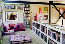 Home Offices & Libraries / by Laura Wallace