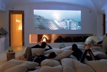 Home Theaters & Dens / by Laura Wallace
