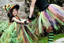 DIY Tulle Costume Ideas / by Tara Bouldin