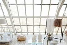 Attic Spaces / by Laura Wallace