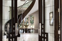 Foyers & Entrances / by Laura Wallace