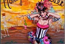 Vaudeville, Burlesque & Vintage Circus / Vintage Vaudeville, Variety show, and Burlesque acts and entertainers.
