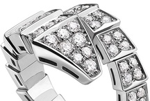 Diamond Rings & Bracelets / by Laura Wallace